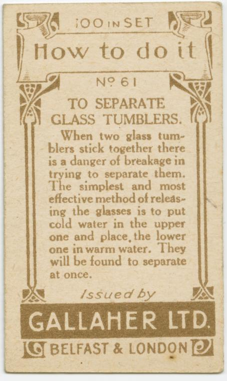vintage life hacks from the 1900s (66)