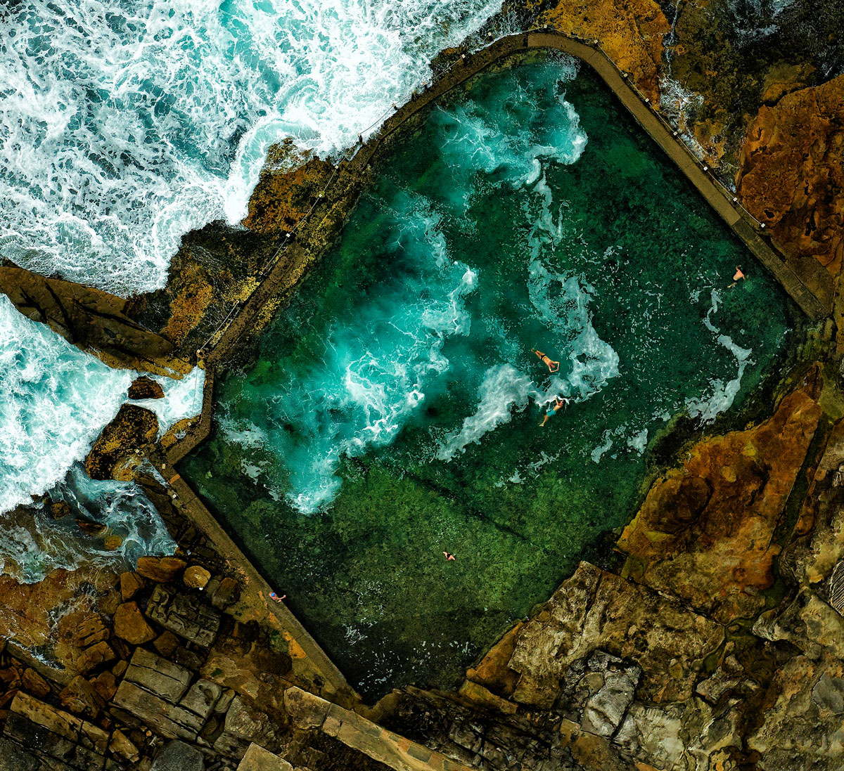 15 10 Amazing Aerial Highlights from the 2015 Nat Geo Traveler Photo Contest