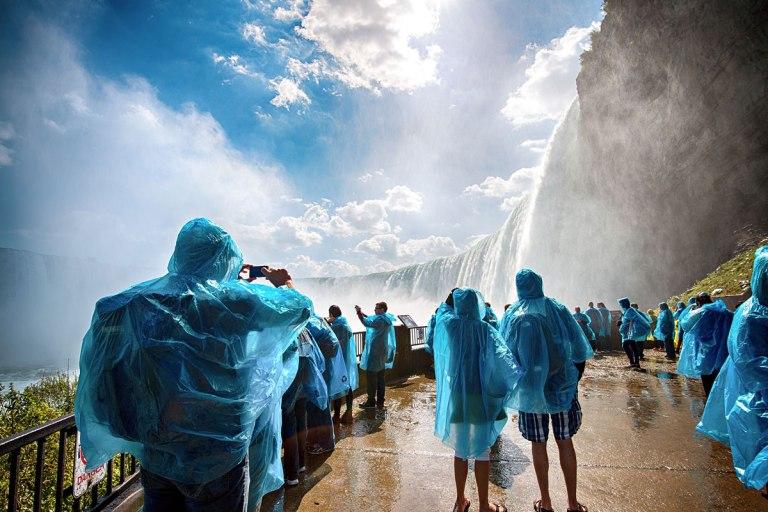 Thundering Roar of Niagara Falls