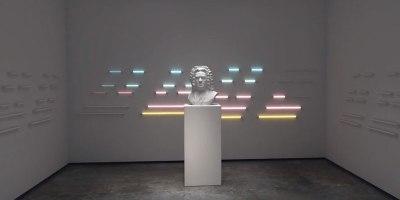 Amazing CGI Light Visuals Set to Johann SebastianBach