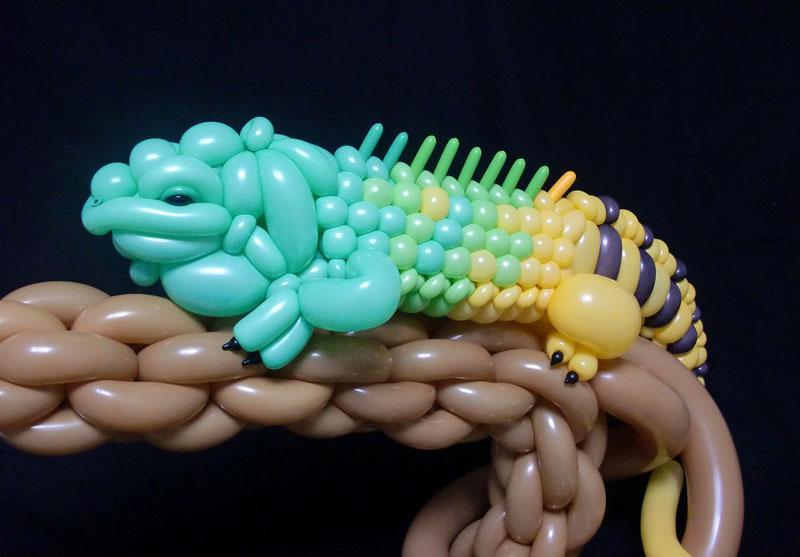 balloon animals by masayoshi matsumoto (3)