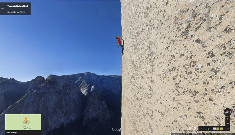 You Can Now Climb Yosemite's Famous El Capitan on