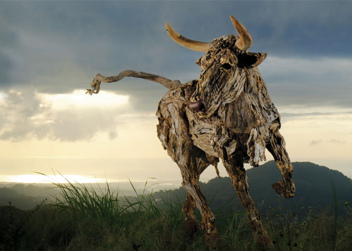 james doran webb driftwood animal sculptures (9)