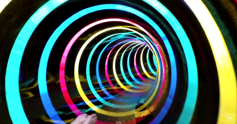 There's a Water Slide in Germany Called the Black Hole and It Looks Awesome