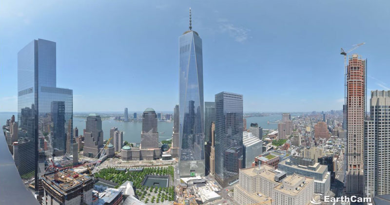 Building One World Trade Center. 11 Years in 2Minutes