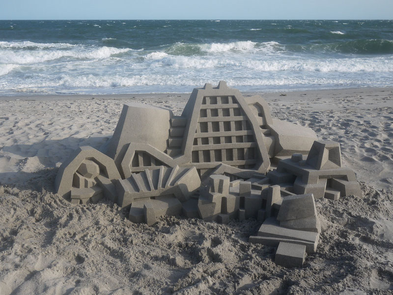 architectural sand castles by calvin seibert (10)