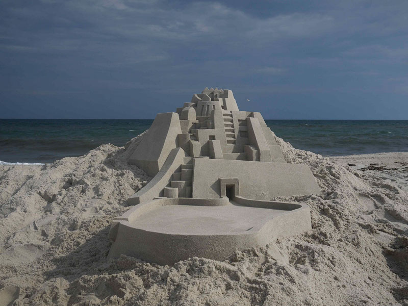 architectural sand castles by calvin seibert (3)