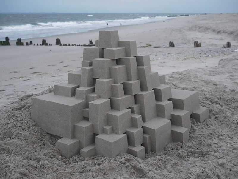 architectural sand castles by calvin seibert (6)