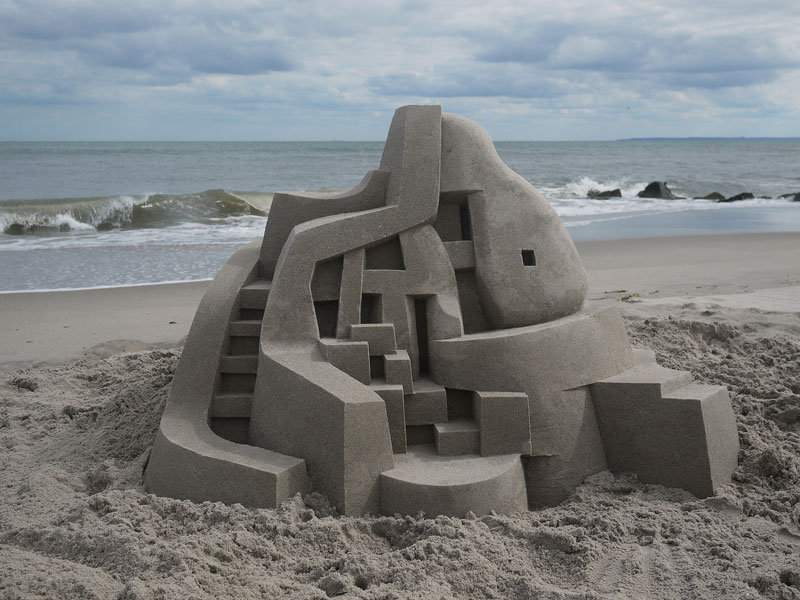 architectural sand castles by calvin seibert (9)