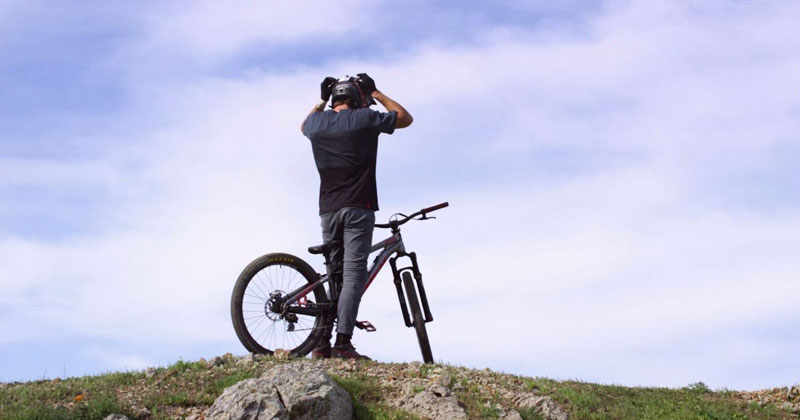 This Might Be the Most Beautiful Continuous Shot in Mountain Biking Ever Filmed