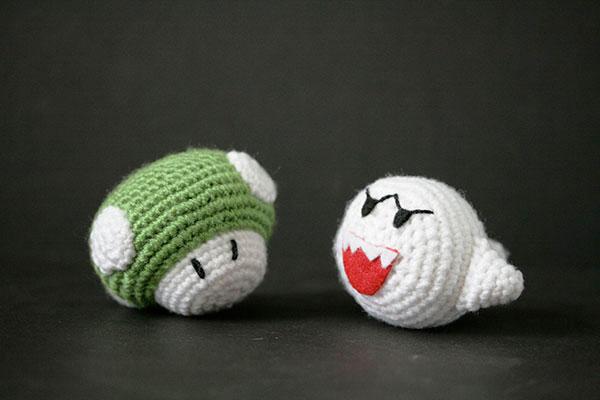 comic-con crochet critters by geeky hooker (1)