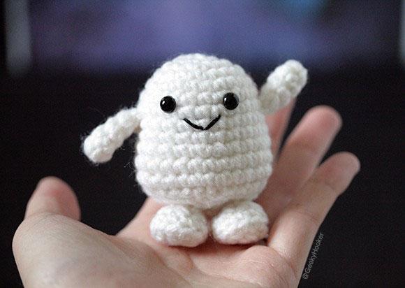 comic-con crochet critters by geeky hooker (11)