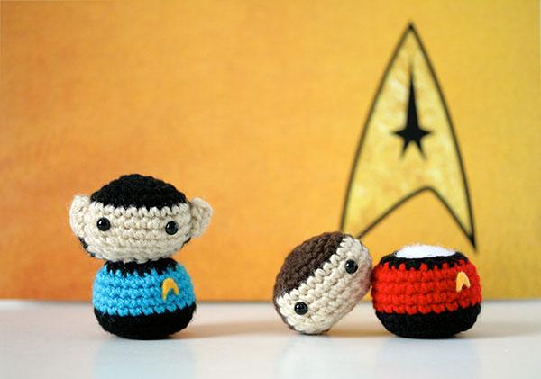 comic-con crochet critters by geeky hooker (4)