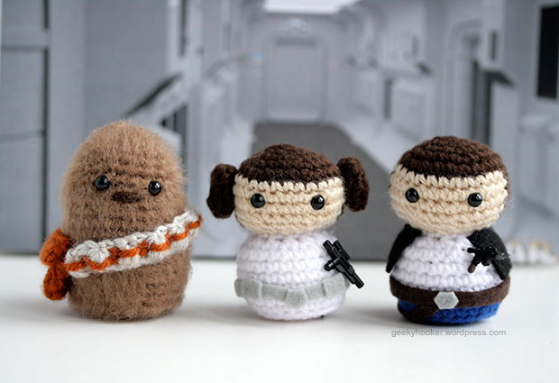comic-con crochet critters by geeky hooker (5)