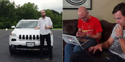 Hackers Take Control of a Car From Their LivingRoom