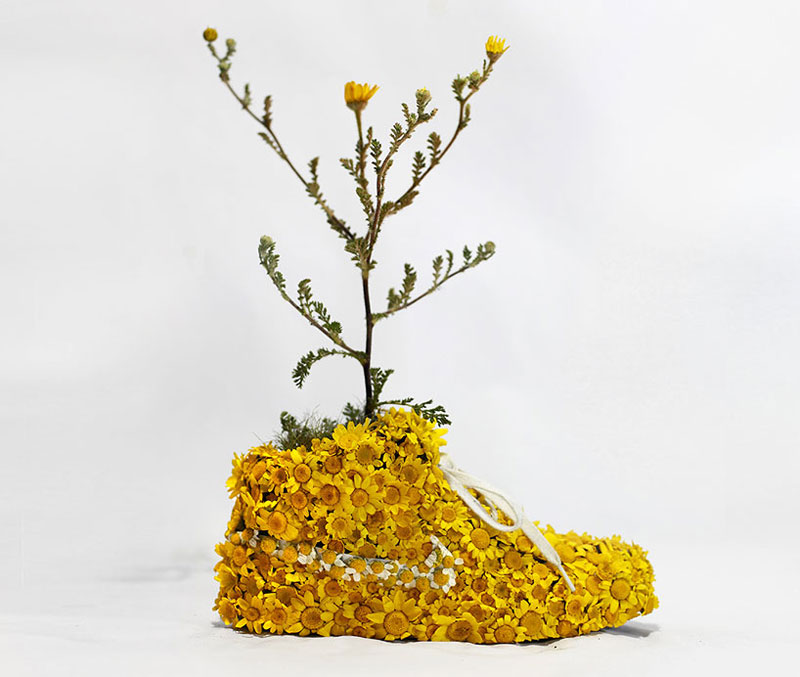 nike shoes made out of plants chrstophe guinet monsieur plant (7)
