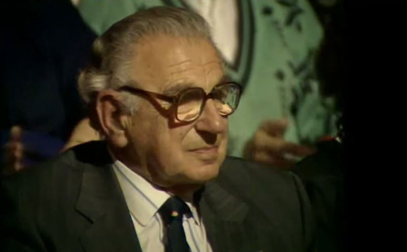 sir nicholas winton british schindler video