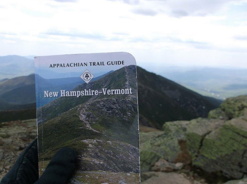 when reality meets expectation appalachian trail guide match