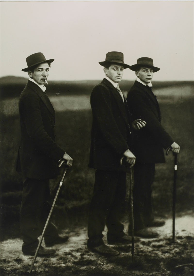 August-Sander,-Three-Farmers,-1928.-Courtesy-of-Time-Space-Gallery,-Beijing