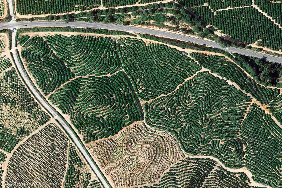Google Earth Map Of Spain.Earth View A Curated Collection Of 1500 Google Earth Wallpapers
