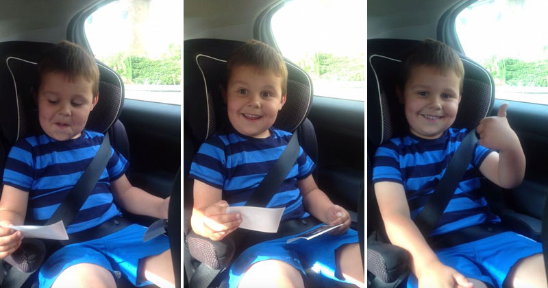 kid-reacts-to-mom-telling-him-he's-going-to-be-a-big-brother