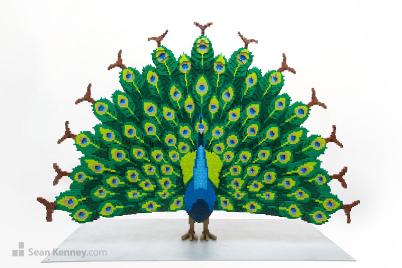 lego animal sculptures by sean kenney (3)