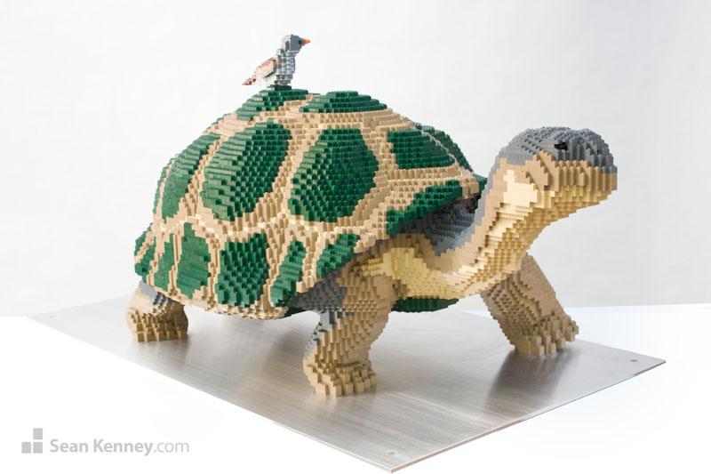 lego animal sculptures by sean kenney (4)