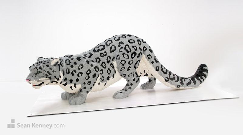 lego animal sculptures by sean kenney (6)