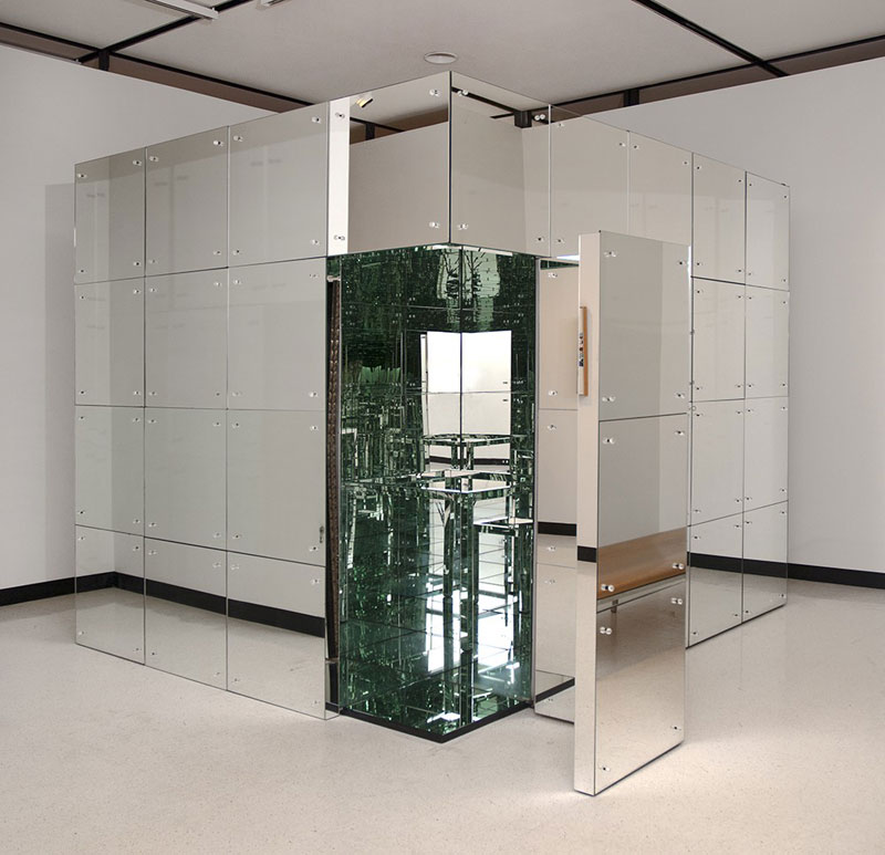 lucas samaras mirror room room no. 2 (2)