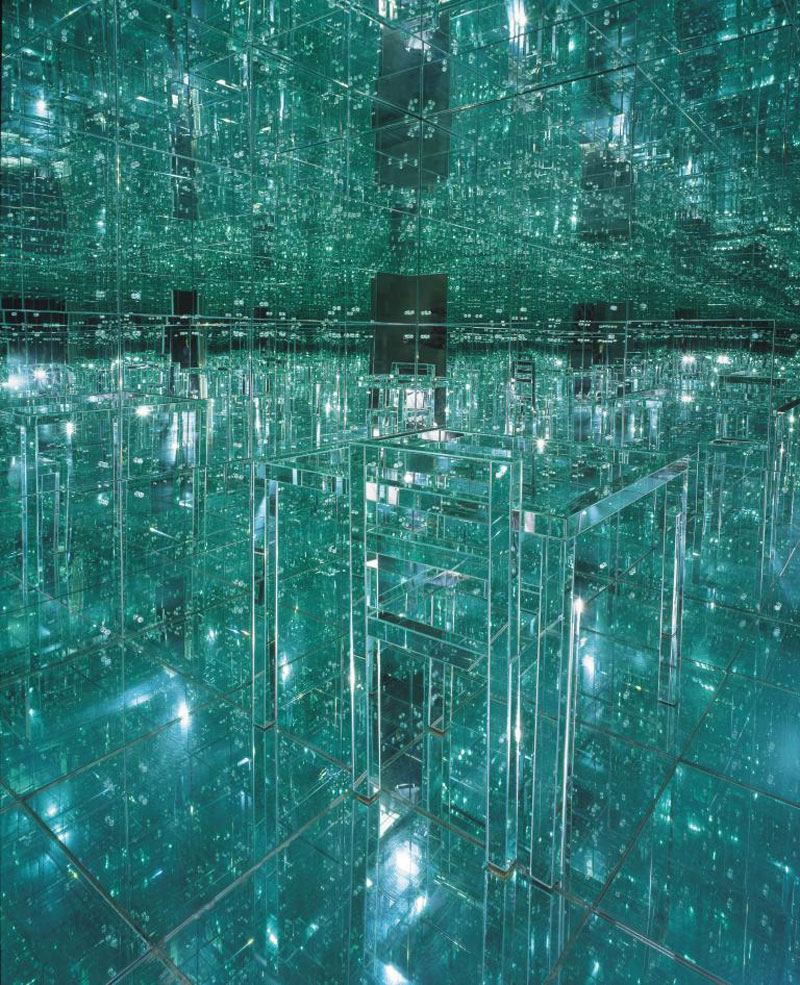 Mirror Room: Lucas Samaras' 1966 Mirrored Room Is Still Awesome Today