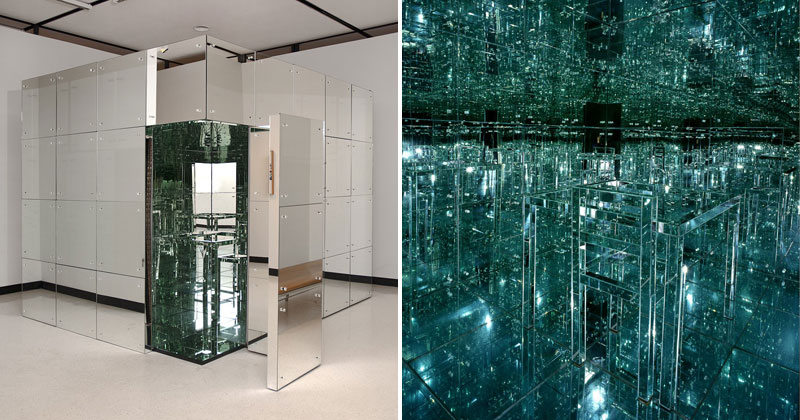 Lucas Samaras' 1966 Mirrored Room is Still Awesome Today