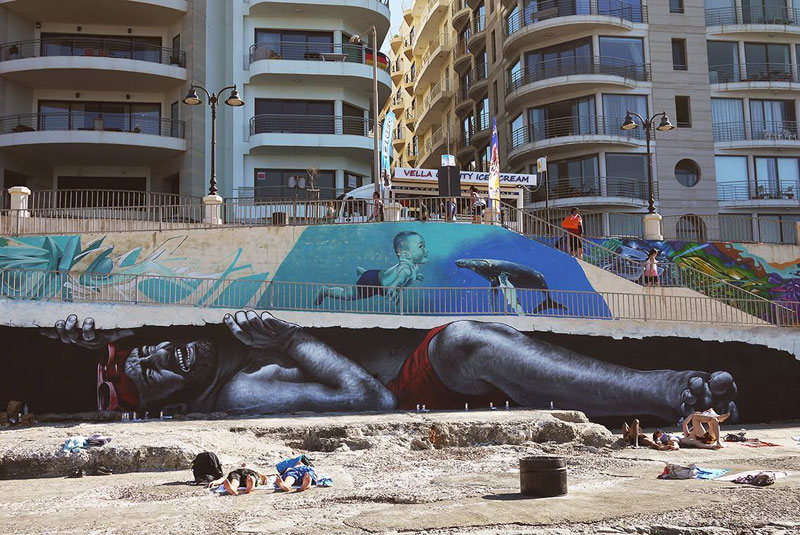MTO Completes 2-Part Mural in Two Countries to Highlight Immigration Issues (8)