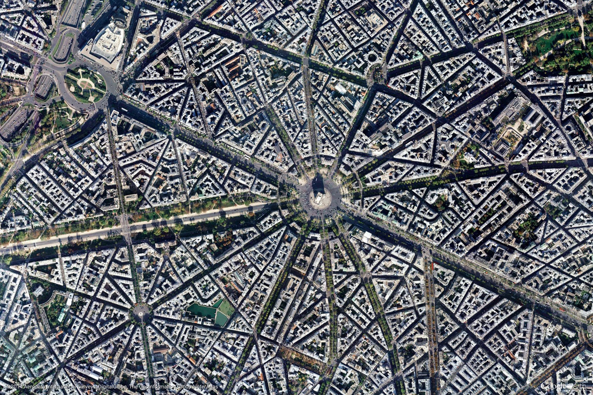 Earth view a curated collection of 1500 google earth wallpapers paris france 2 gumiabroncs Images