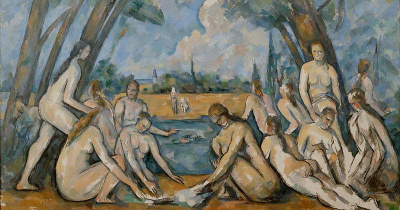 Understanding Art – The Bathers by PaulCezanne