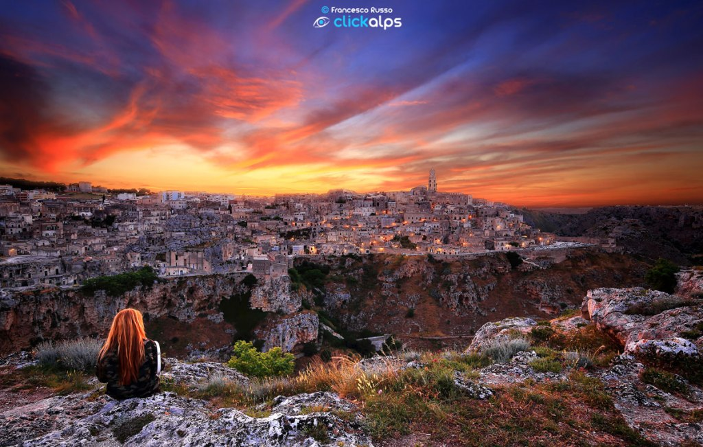 Picture of the Day: Sassi di Matera, Italy