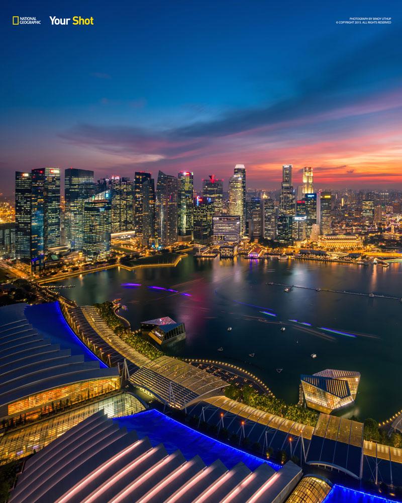 City of Singapore
