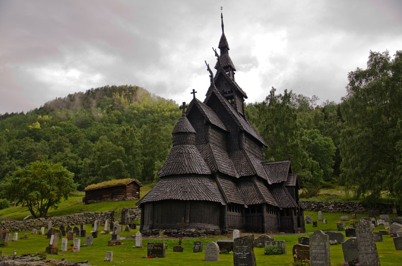 Borgund Stave Church Norway (3)