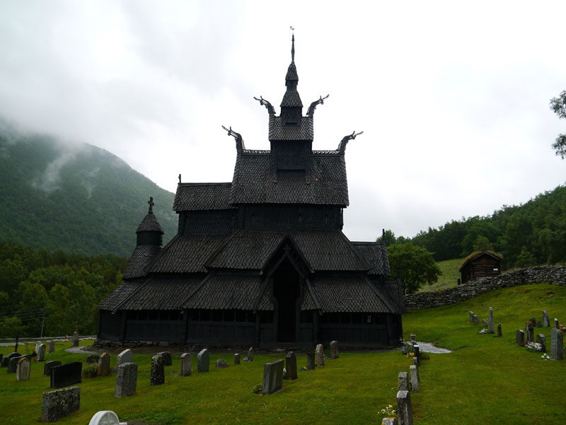 Borgund Stave Church Norway (5)