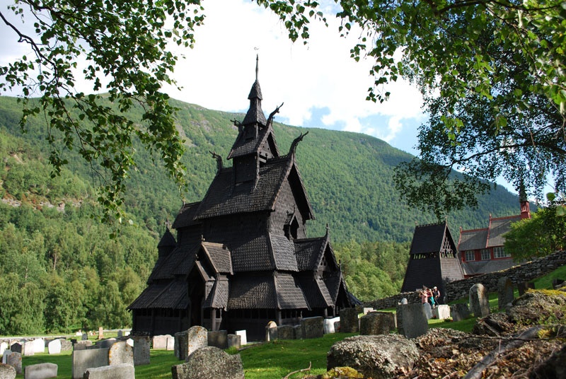Borgund Stave Church Norway (7)