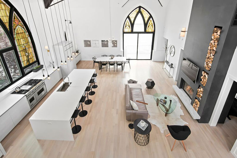 Communication on this topic: Church Transformed Into Stunning Modern Home, church-transformed-into-stunning-modern-home/