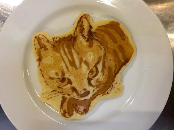japanese restaurant la recetta pancake art (8)