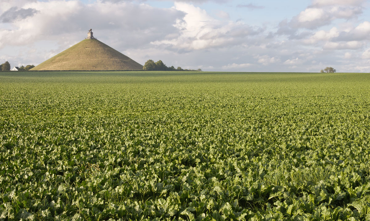 lion's-mound-belgium-battle-of-waterloo