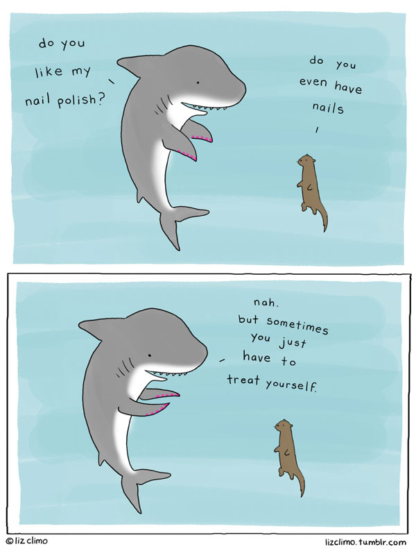 Simpsons Character Artist Liz Climo is Back with More Adorable Animal Comics «TwistedSifter