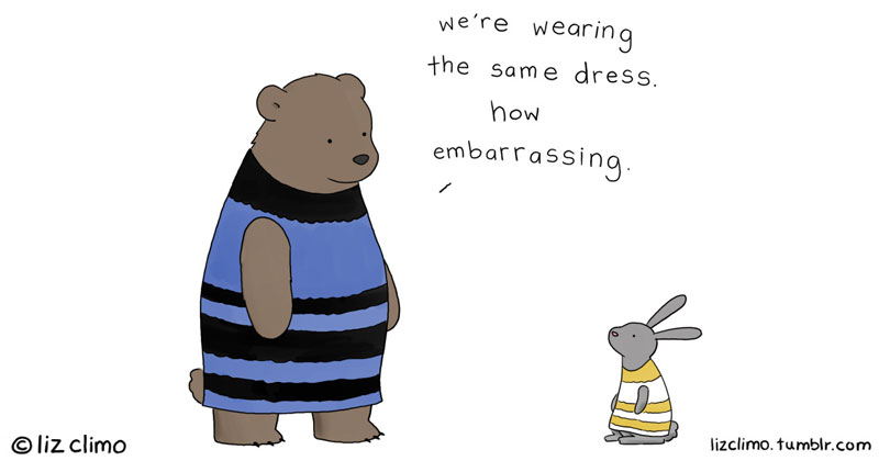 Simpsons Character Artist Liz Climo is Back with More Adorable AnimalComics