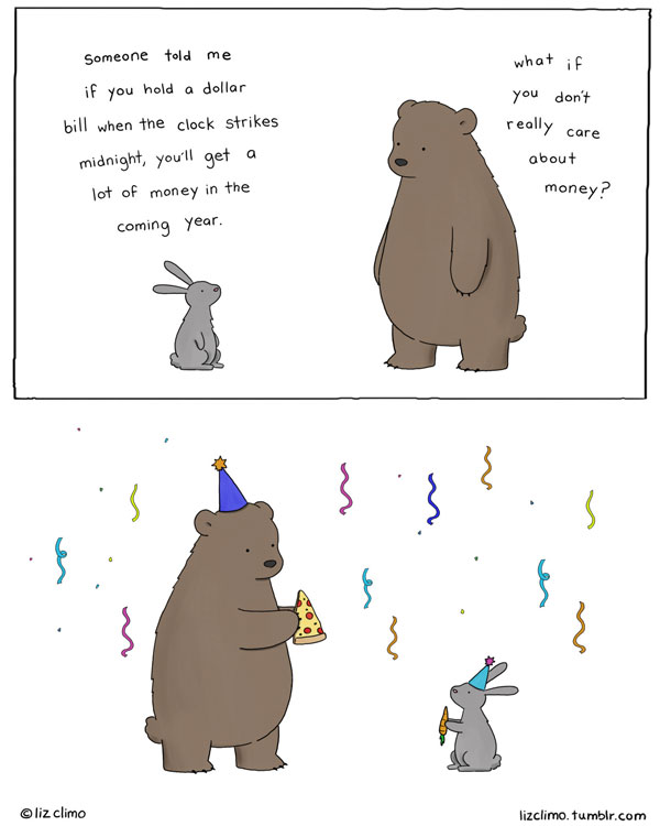 Simpsons Character Artist Liz Climo Is Back With More Adorable Animal Comics 171 Twistedsifter