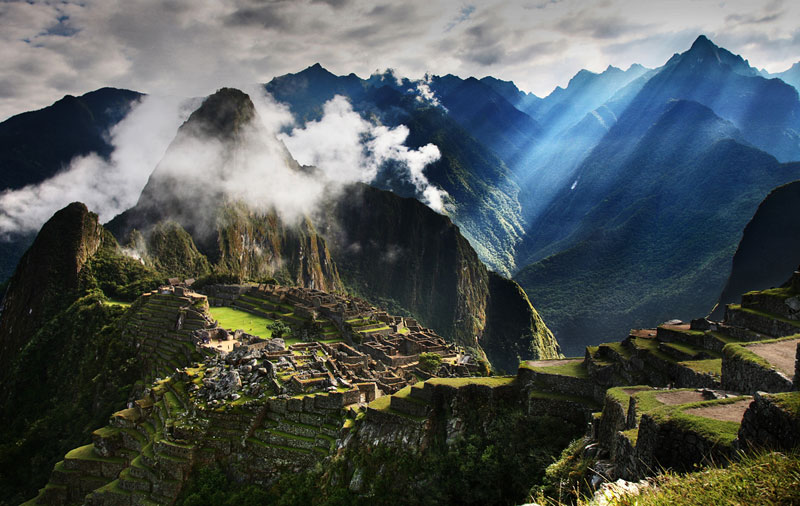 Picture of the Day: MorningPicchu