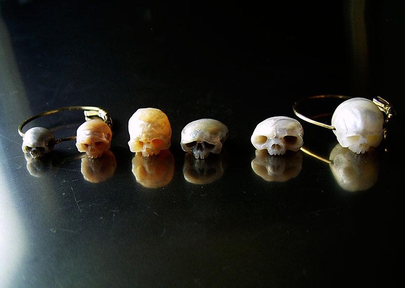 pearl skulls by shinki nakaba (6)
