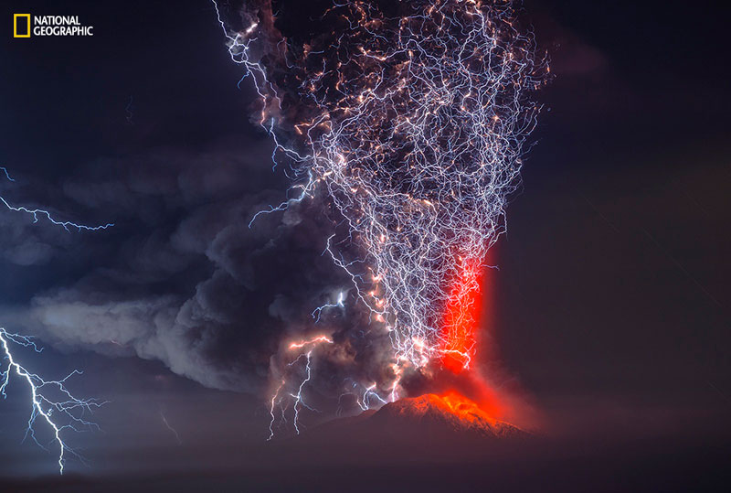 Calbuco, The Awakening.
