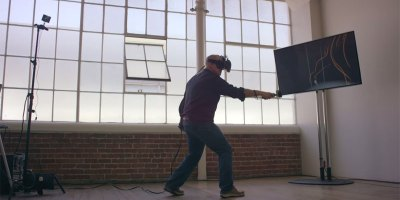 Stepping Into the Page: Prolific Disney Artist Draws in VirtualReality