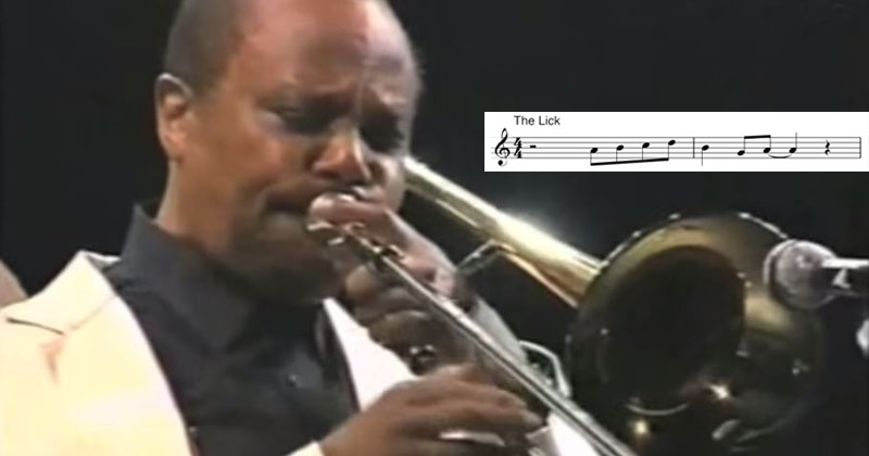 An Awesome Compilation of the Most Used Jazz Lick Ever